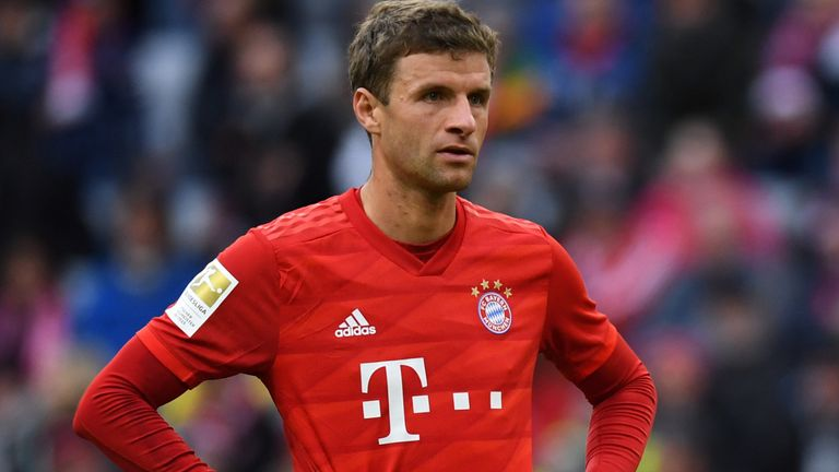 Thomas Muller will not be allowed to leave Bayern Munich in January, according to Sky Germany.