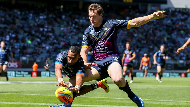 The Auckland Nines was held between 2014 and 2017 for NRL clubs