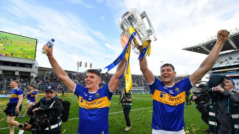 Ronan Maher and Seamus Callanan are among the Premier County's All-Stars for 2019