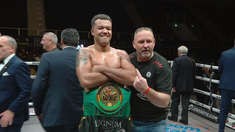 Tommy McCarthy secures WBC international cruiserweight title | Boxing News |