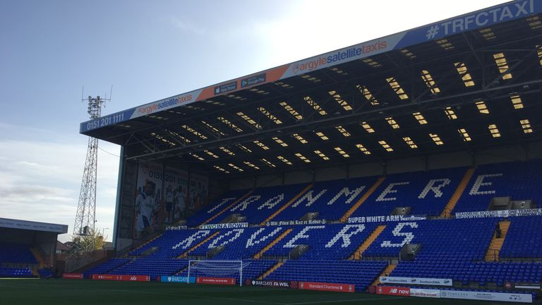 Watford's FA Cup replay at Tranmere under threat from Storm Brendan
