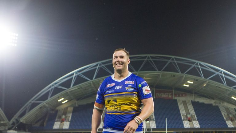 Trent Merrin returning to Leeds Rhinos for 2020 Super League season | Rugby League News |