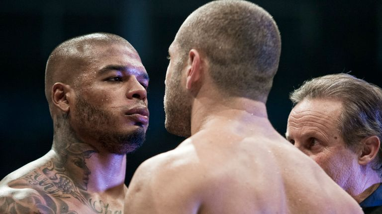 Tyrone Spong has returned an adverse doping test ahead of his fight with Usyk