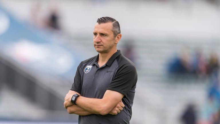 Vlatko Andonovski announced as head coach of USA women national team