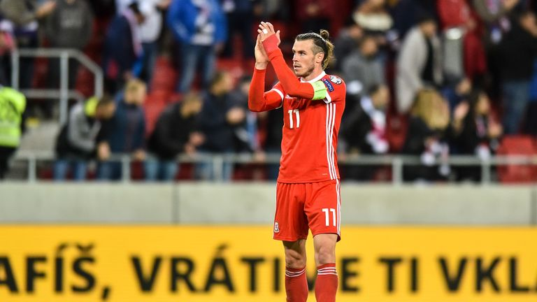 Wales sit 4th in Group E after their 1-1 draw with Slovakia