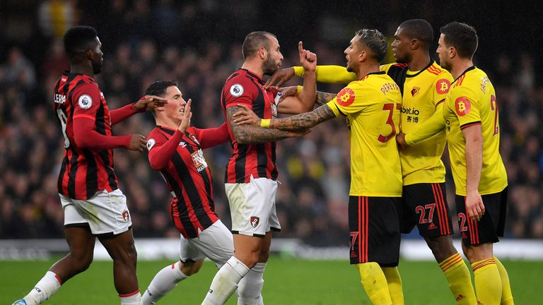 Bournemouth's battle with Watford this weekend could be crucial