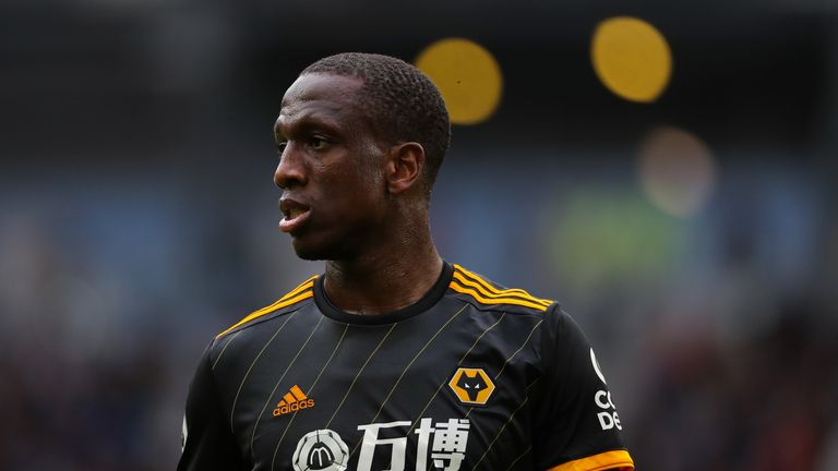 Willy Boly has been sidelined since October after fracturing his ankle in training