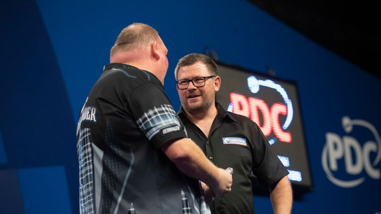 John Henderson knocked James Wade out of the World Championship and will get another Premier League opportunity