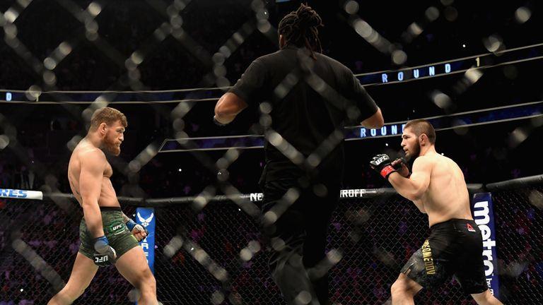 Conor McGregor  WWE