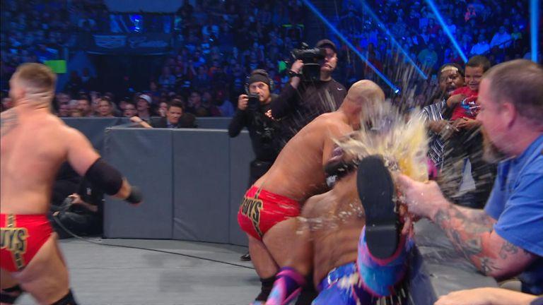 WWE WOODS