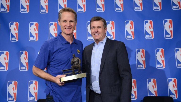 Golden State Warriors relishing being cast as underdogs, says team president Rick Welts | NBA News |