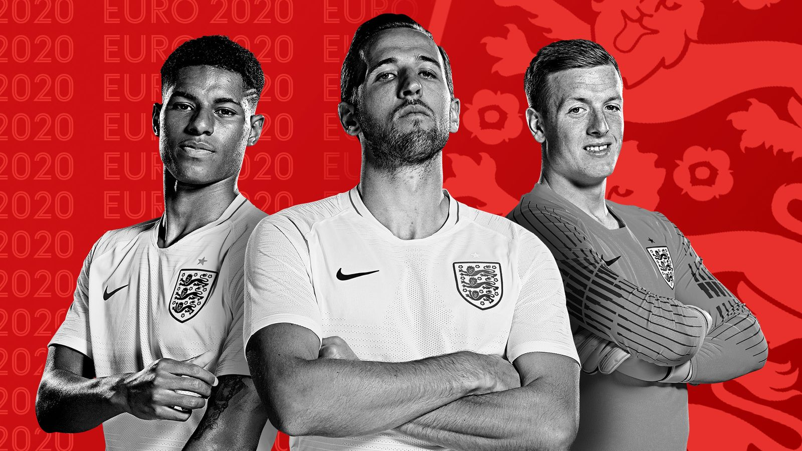 England's Euro 2020 squad: Hits and misses