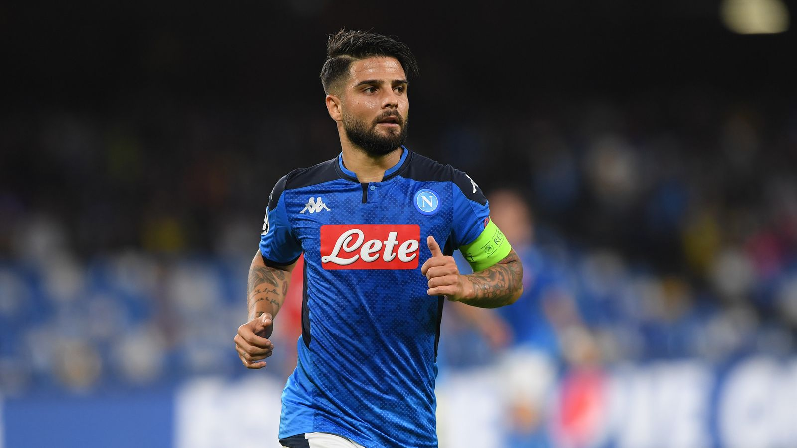 Napoli Players In Liverpool For Champions League Game Informed Of Fines For Missed Training Camp Football News Sky Sports