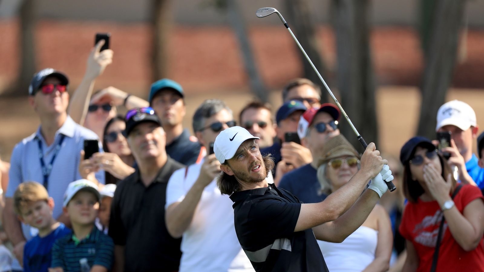 Tommy Fleetwood torn between taking breaks and playing a lot before big events