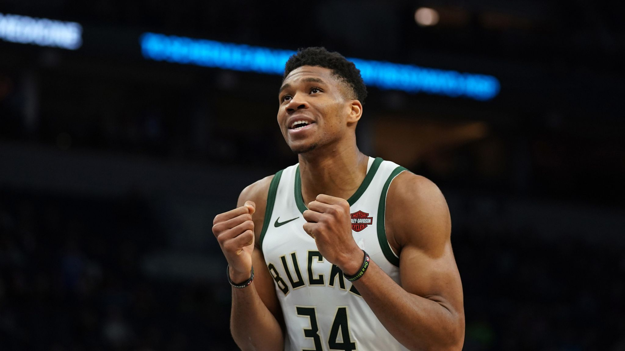 Giannis Antetokounmpo leads MVP race in early stages of new season
