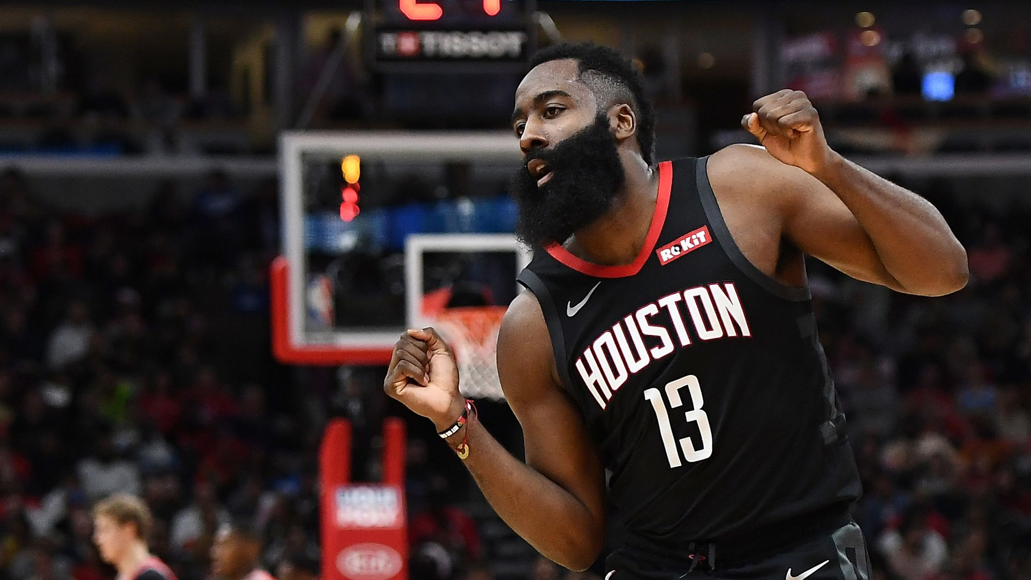 Ovie Soko says James Harden is 'unbelievable' but doesn't see Rockets as NBA title winners