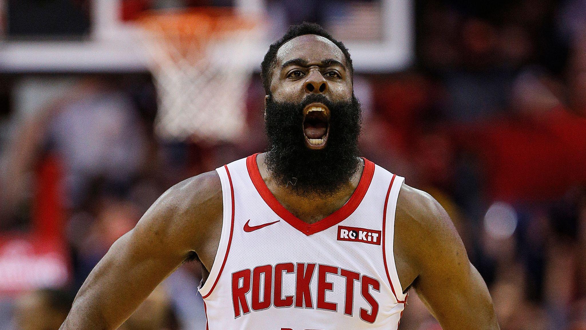 James Harden scores 47 as Houston Rockets defeat LA Clippers