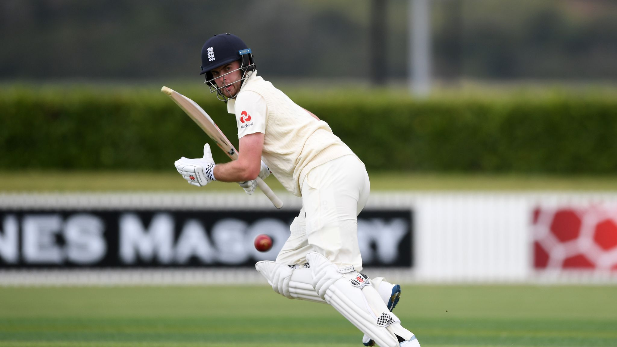 Dom Sibley: England Test debutant on why he changed his technique