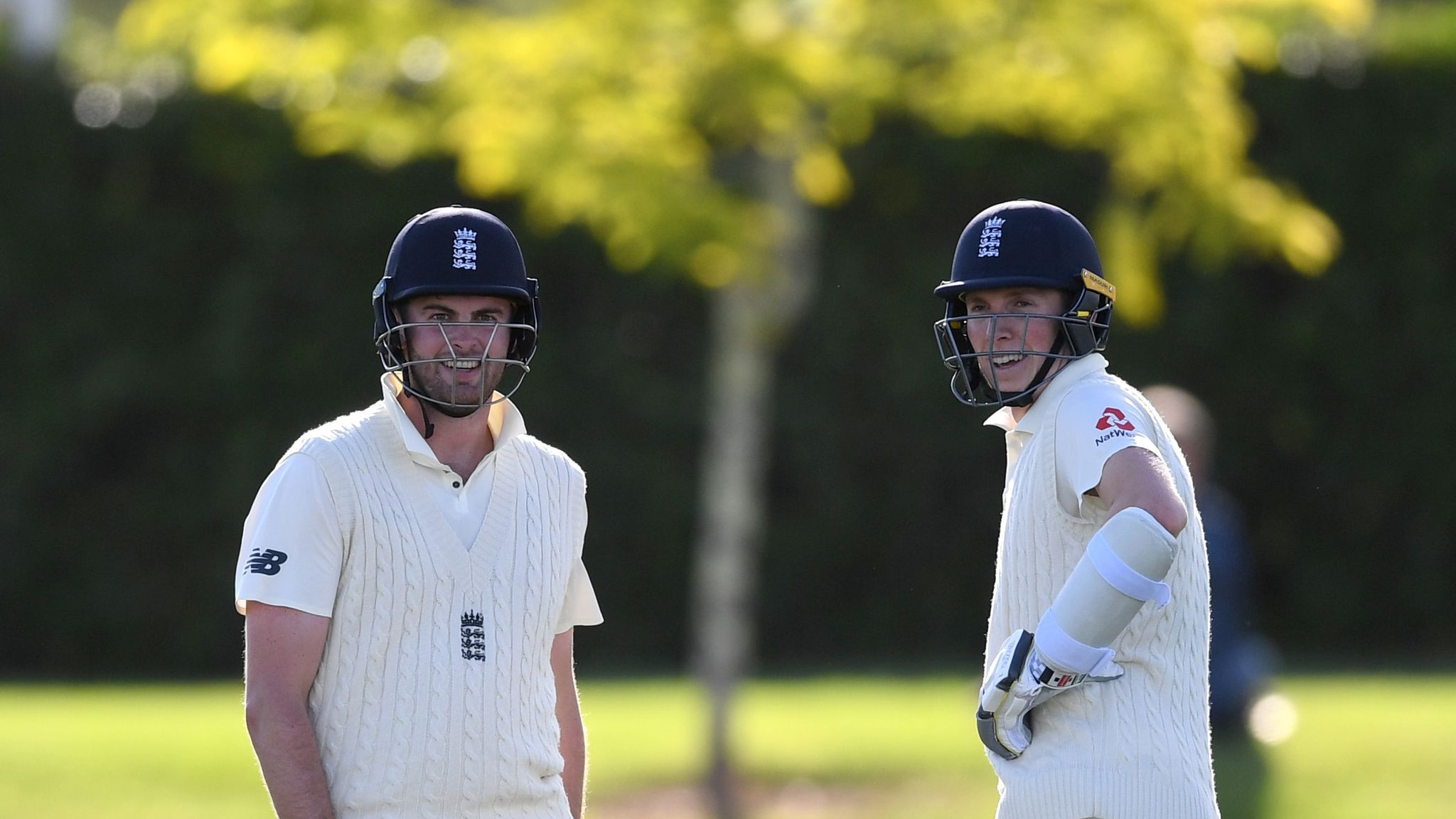 Dom Sibley and Zak Crawley picked for England Lions tour of Australia in  January   Cricket News   Sky Sports