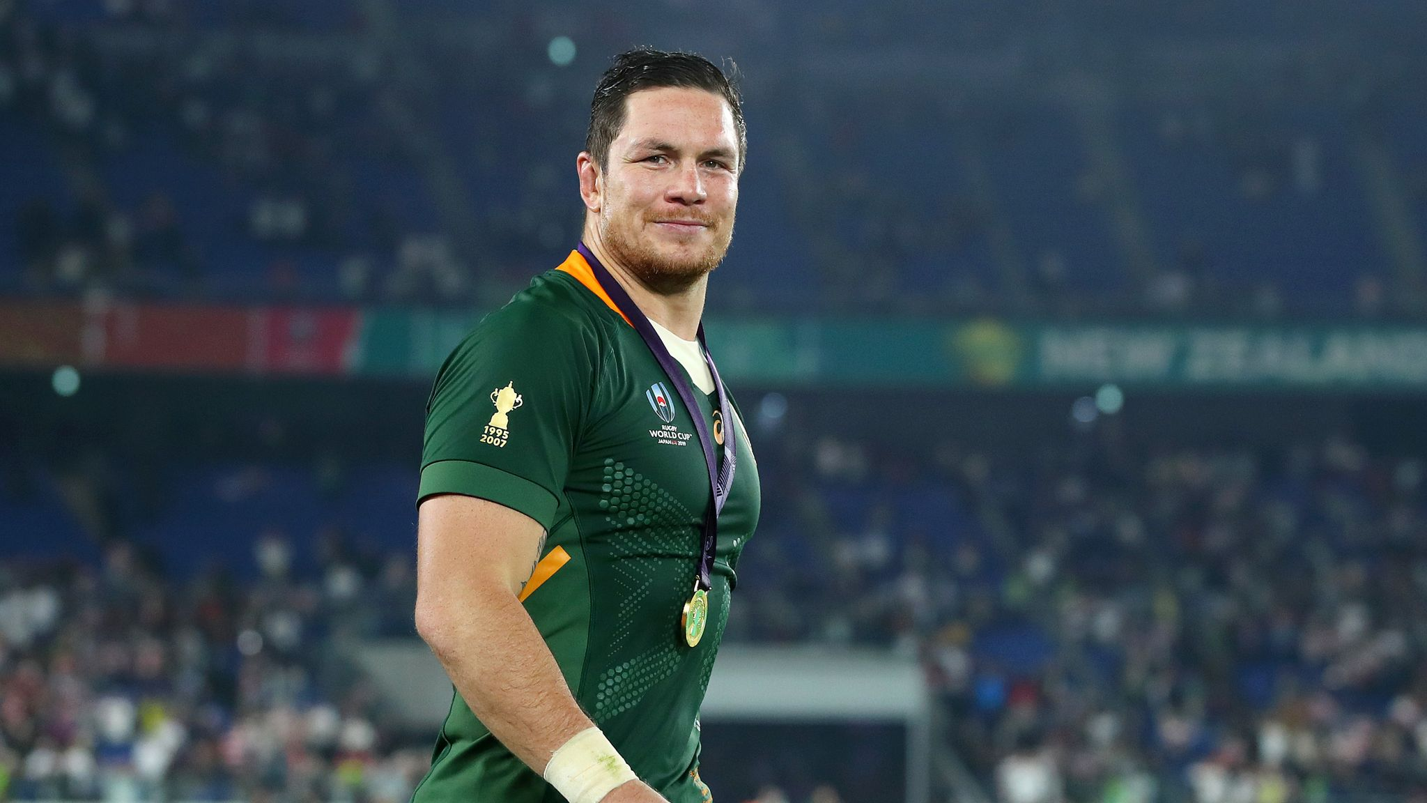 South Africa's Francois Louw retires from international rugby