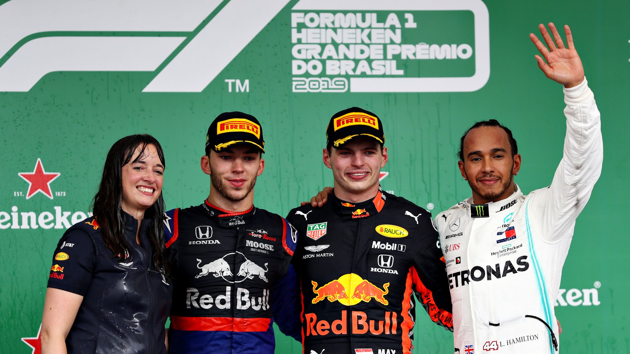 Martin Brundle reflects on Brazilian GP and Hamilton, Ferrari crashes