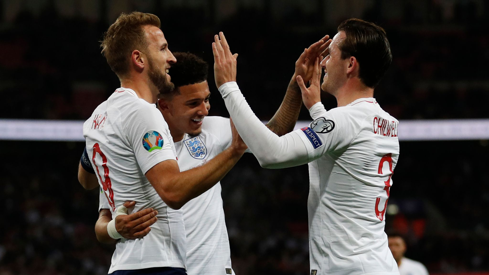 Nations League Draw England To Face Iceland Denmark And Belgium In 2020 21 Competition Football News Sky Sports