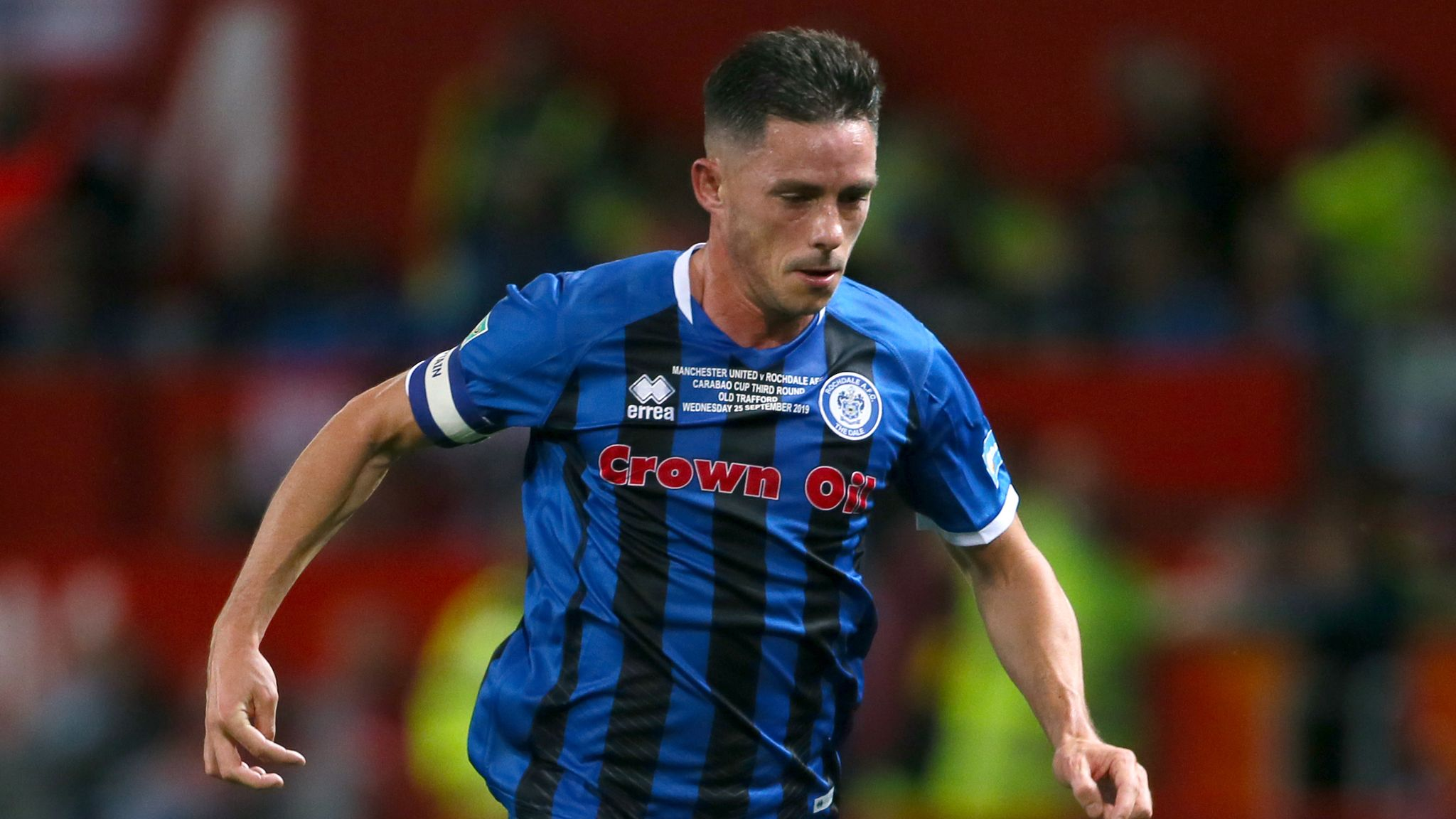 Ian Henderson interview: The Rochdale striker defying the laws of ageing