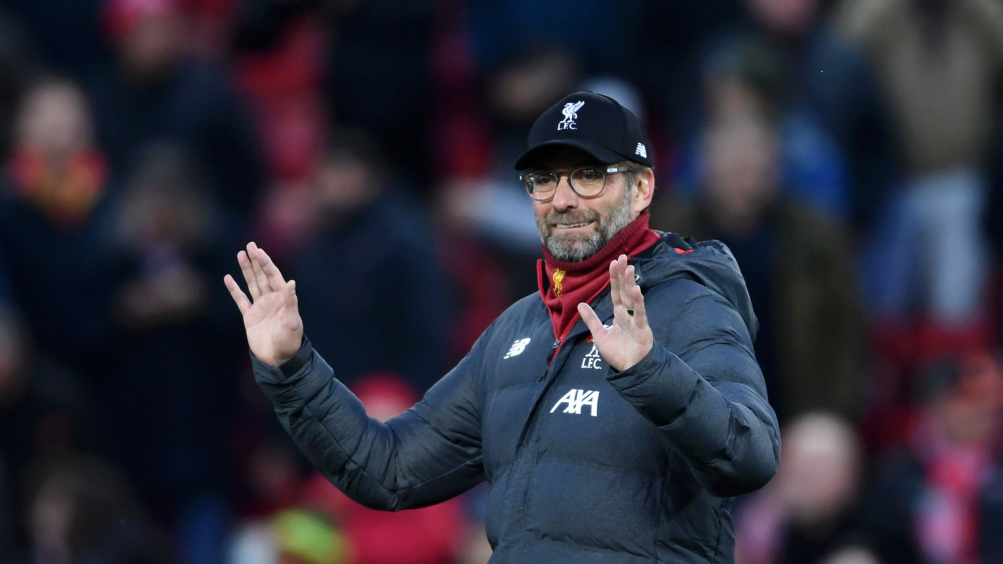 Jurgen Klopp says 'no pressure' on Liverpool at Club World Cup