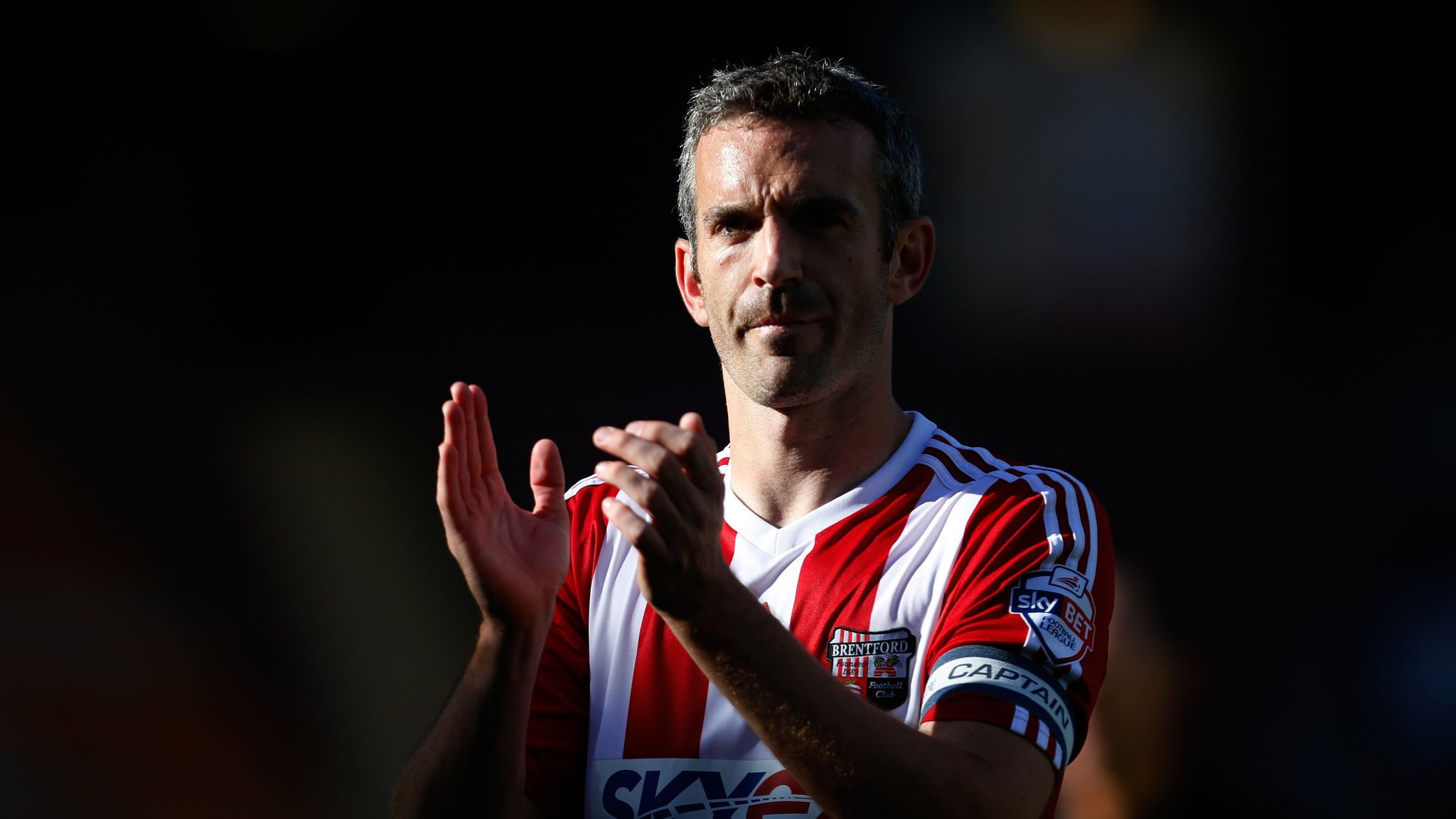 Marcus Forss: The Brentford striker thriving on loan at AFC Wimbledon