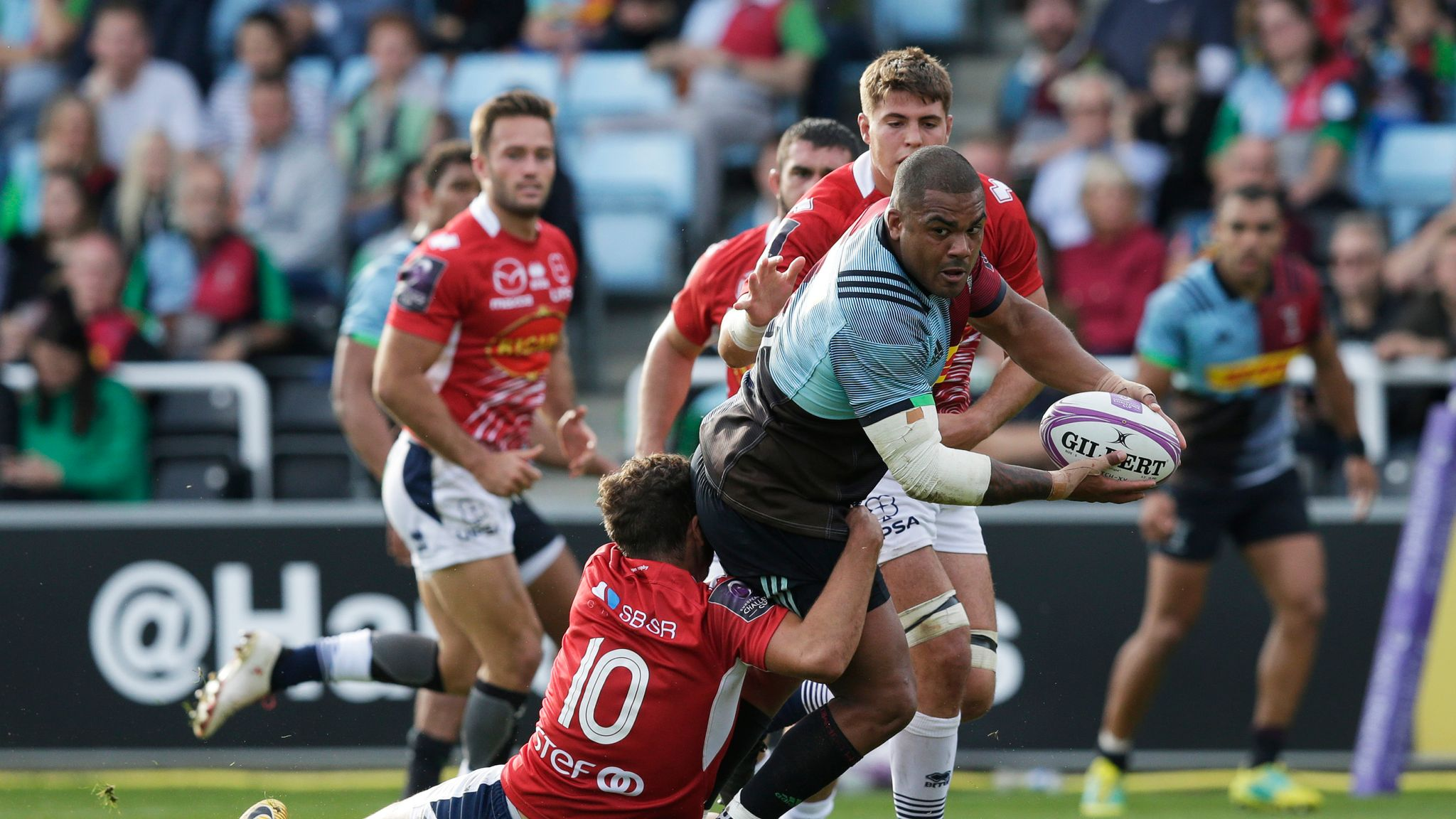 Champions Cup preview: Pool 3 - Clermont Auvergne, Ulster, Bath, Harlequins