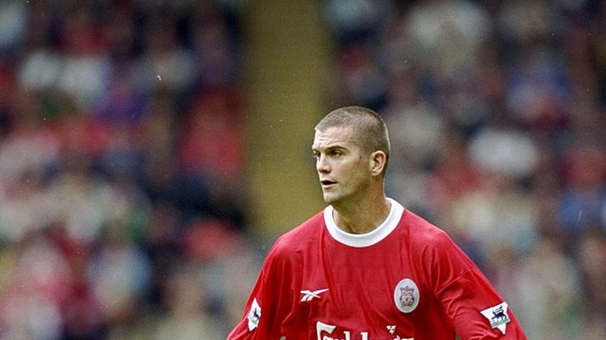 Liverpool offer support for Dominic Matteo after he underwent surgery on a brain tumour