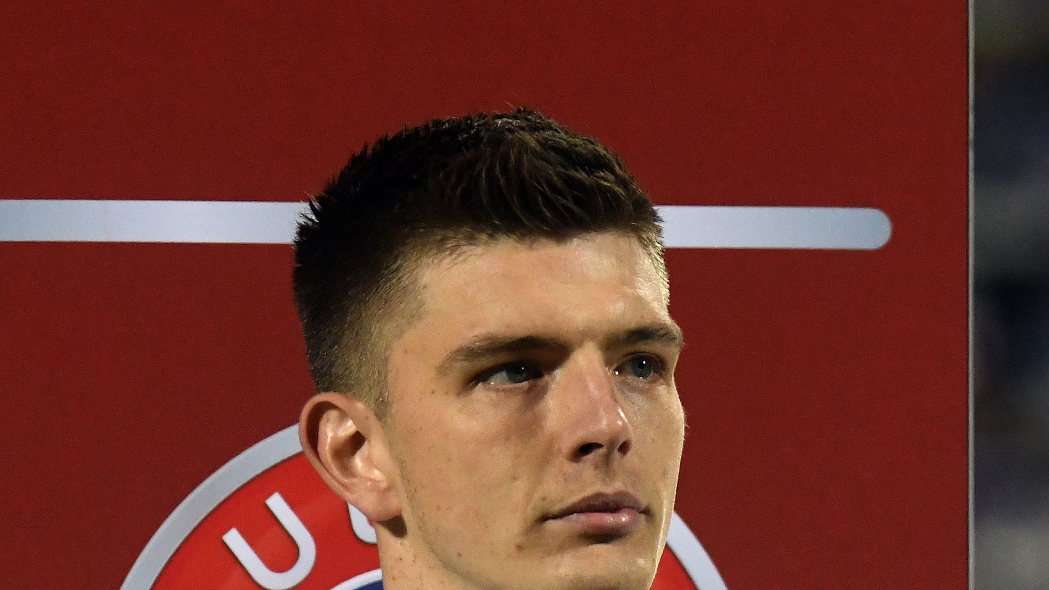 Burnley boss Sean Dyche pleased with Nick Pope's development