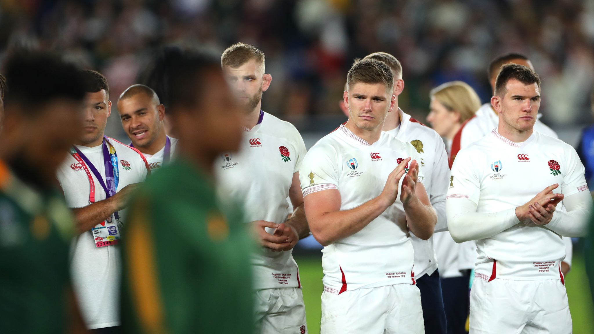 England to hold crisis talks to resolve resentment toward Saracens players