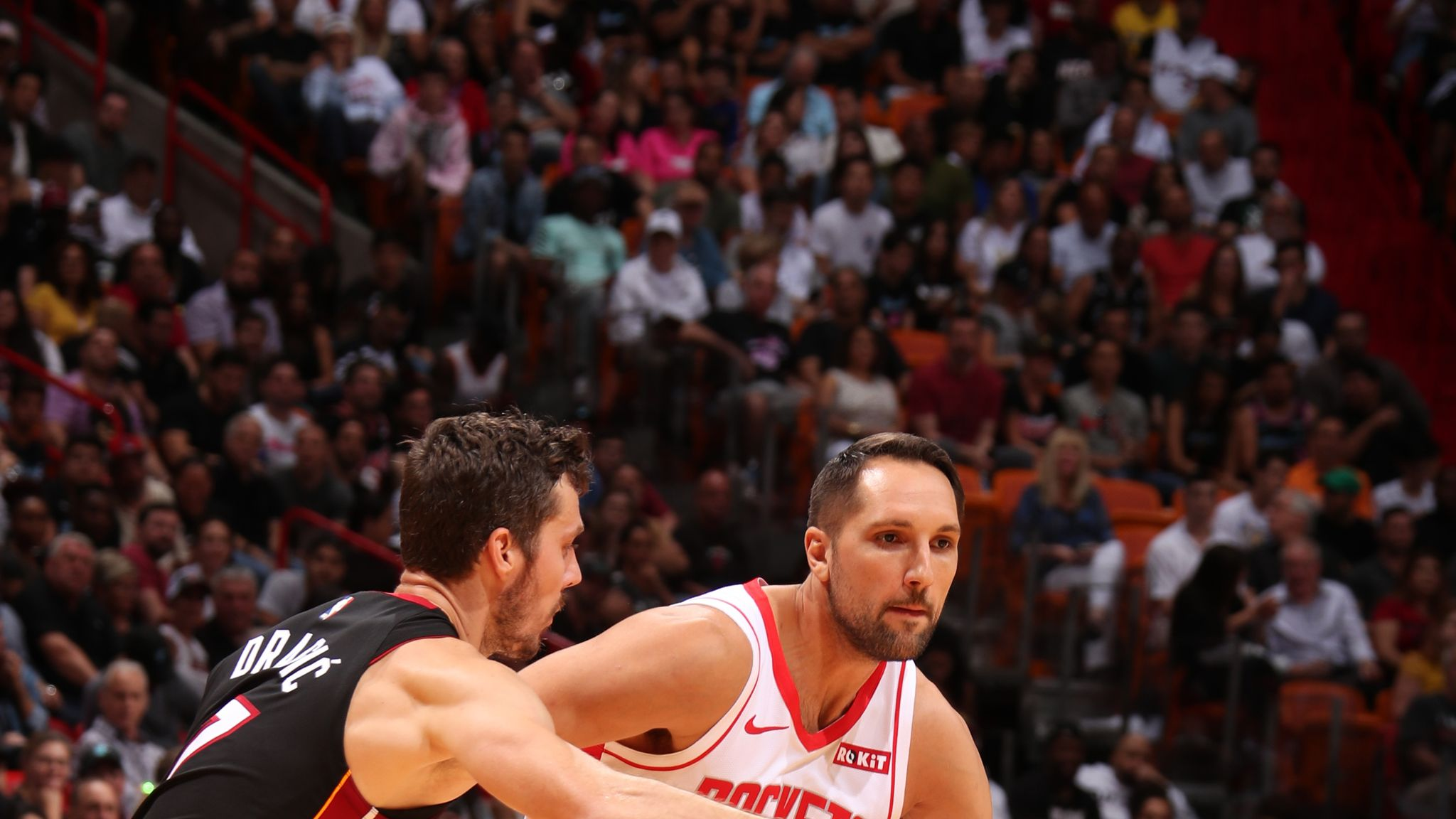 Houston Rockets waiving Ryan Anderson after just two appearances