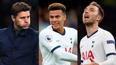 fifa live scores - Who are the real Tottenham? Poor form prompts Spurs soul-searching