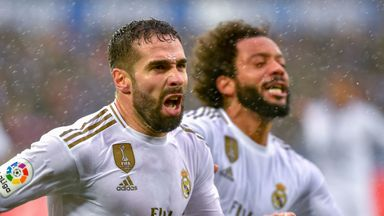 fifa live scores - Real Madrid go top of La Liga - for now - as Bayern Munich are beaten