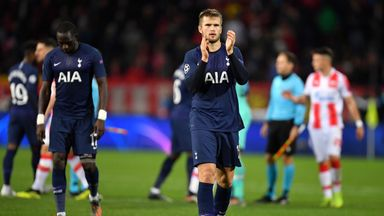 fifa live scores - Tottenham's Eric Dier reveals battle with illness