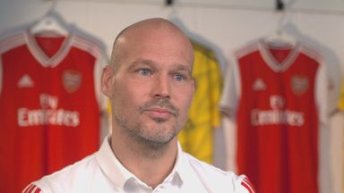 fifa live scores - Freddie Ljungberg: 'Great honour' to lead Arsenal after Unai Emery exit