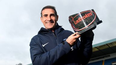 fifa live scores - Kilmarnock boss Angelo Alessio named manager of the month for October