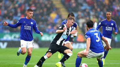 fifa live scores - Matt Ritchie: Newcastle boss Steve Bruce 'devastated' after second op