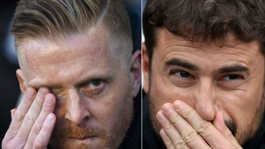 fifa live scores - Garry Monk rips into Pep Clotet ahead of Sheffield Wednesday vs Birmingham