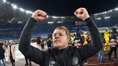 fifa live scores - Europa League hits and misses: Neil Lennon masterminds Celtic's Italian job