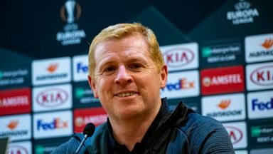 fifa live scores - Neil Lennon wants Celtic to end poor record in Italy against Lazio