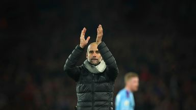 fifa live scores - Pep Guardiola says Manchester City can't lose again in Premier League