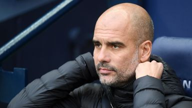 fifa live scores - Pep Guardiola open to Italy move after Man City reign