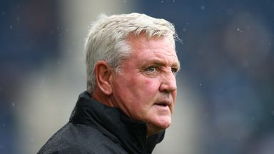 fifa live scores - Steve Bruce: Newcastle are on the right track