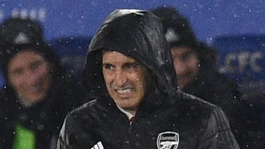 fifa live scores - Unai Emery the 'right man' for Arsenal, say club's hierarchy