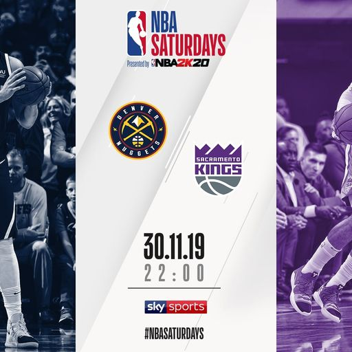 NBA Saturday Primetime on Sky Sports