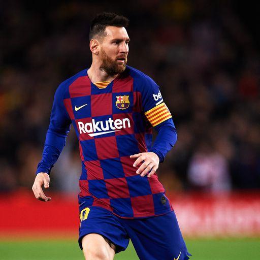 Messi crowned Ballon d'Or winner