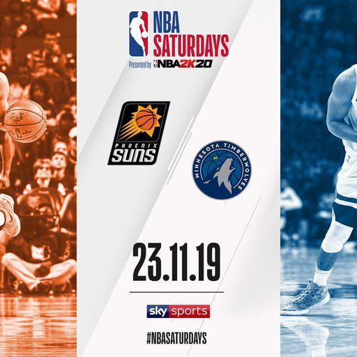 NBA Saturday Primetime on Sky Sports